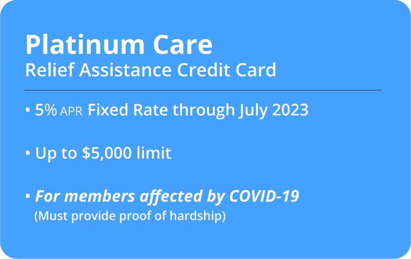 PlatinumCareCreditCard